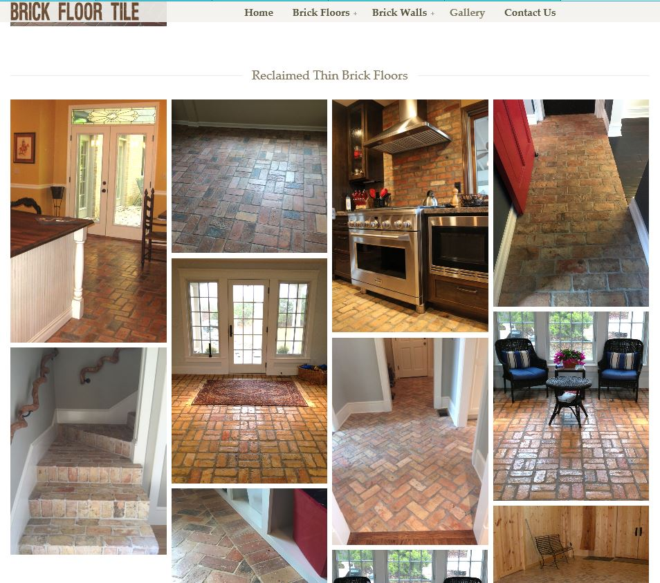Brick Floor Tile Inc